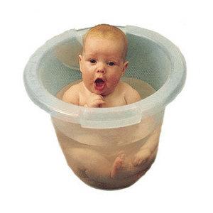 Tummy-tub