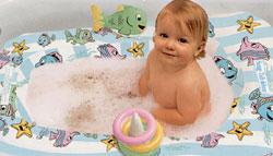 Baño bebe
