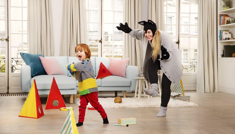 Vuelve a ser un niño con IKEA LATTJO, talleres en IKEA Barcelona