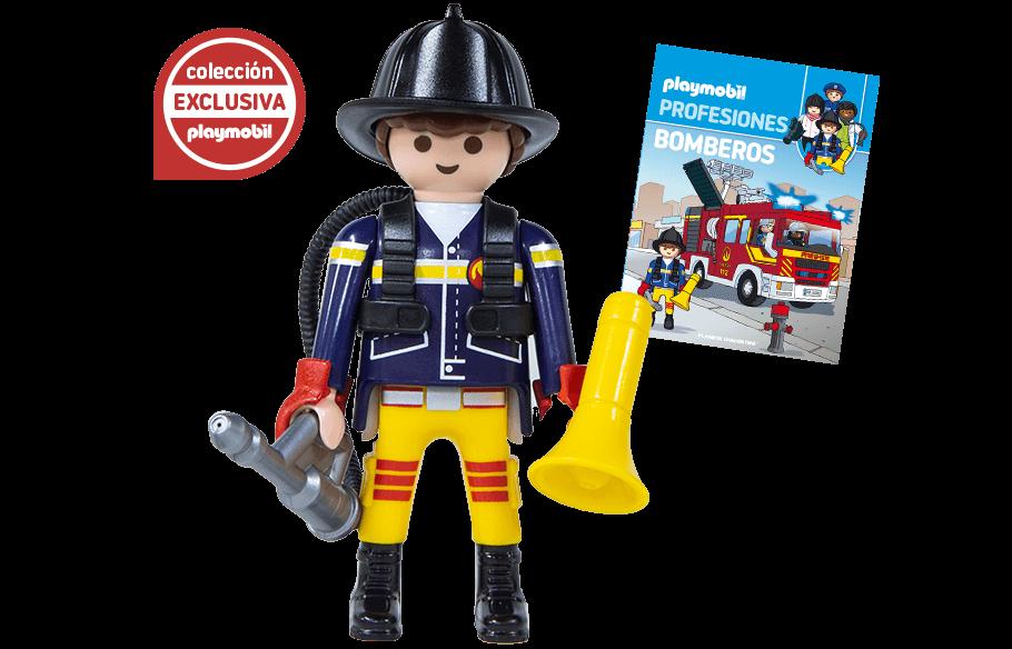 Playmobil profesiones: colecciona, juega y aprende