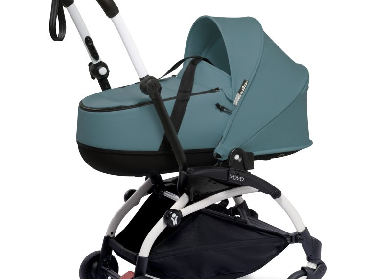 Nuevo capazo babyzen yoyo bassinet